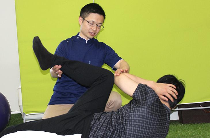 KOBAトレ(体幹トレーニング指導)